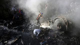 هواپیمای پاکستانی چگونه سقوط کرد؟ روایت سرنوشت نافرجام پرواز 8303