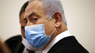 Benjamin Netanyahu julgado
