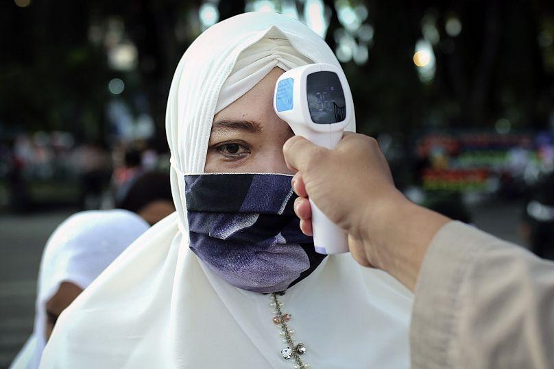 Heri Juanda/AP Photo