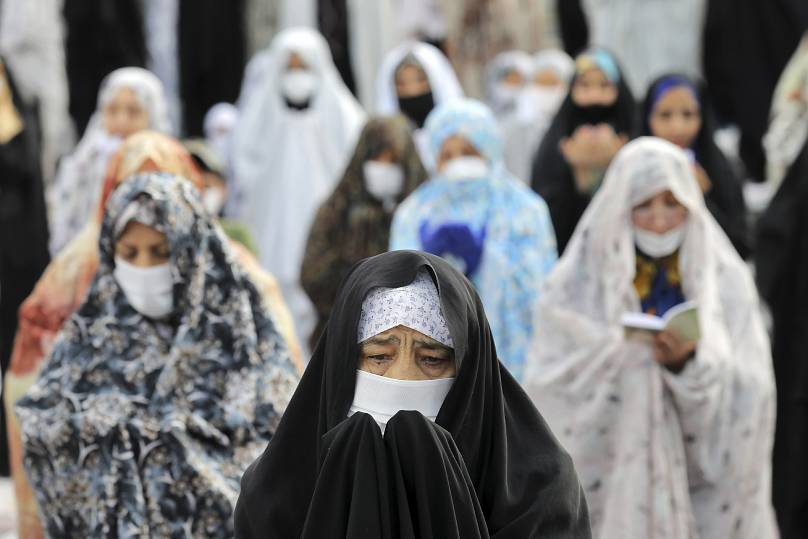 Ebrahim Noroozi/AP Photo