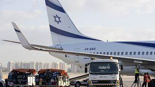 İsrail ulusal havayolu şirketi EL AL