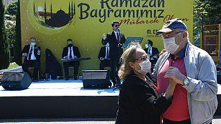 No Comment : l'Aïd el-Fitr dans un parc d'Istanbul