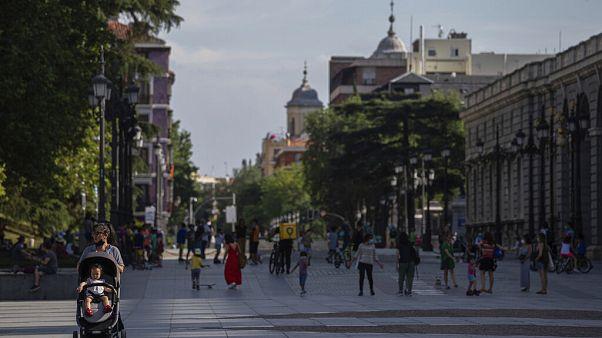 Coronavirus in Spanien