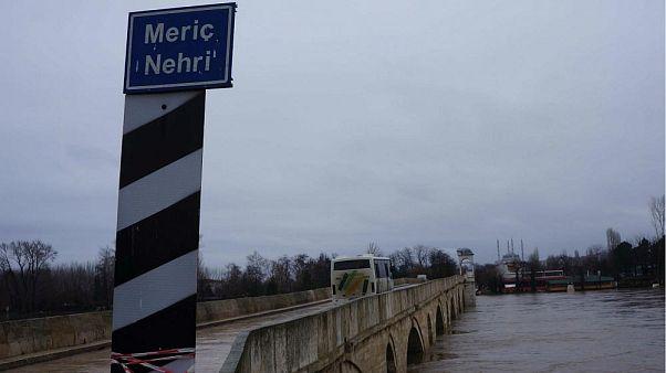 Türkiye ile Yunanistan arasında Meriç nehrinde bataklık krizi
