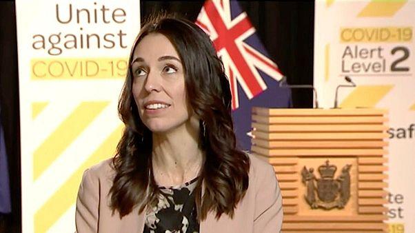 جاسیندا آردرن، نخست وزیر نیوزیلند
