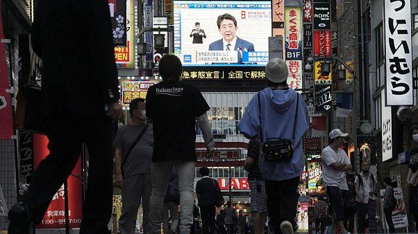 پایان وضعیت اضطراری در ژاپن