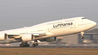 Companhia aérea Lufthansa