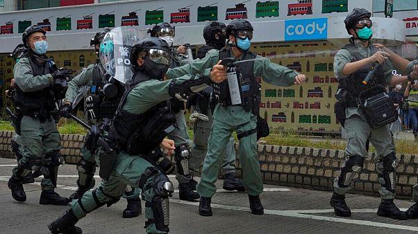 ناآرامی در هنگ کنگ