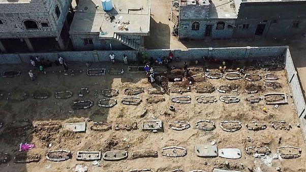 ارتفاع أعداد الموتى في عدن بعد تفشي فيروس كورونا