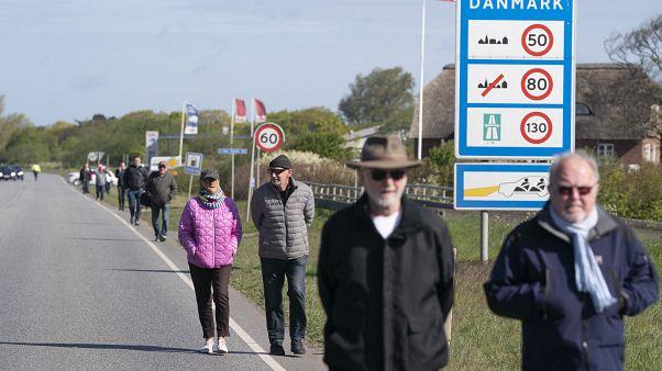 Danimarka sınırı