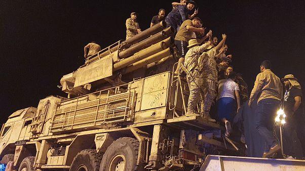 إجلاء مئات المرتزقة الروس من جبهات القتال غرب ليبيا