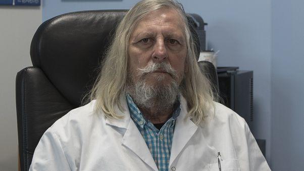 Ο Γάλλος λοιμωξιολόγος Ντιντιέ Ραούλ