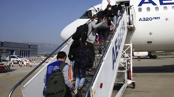 Aσυνόδευτοι πρόσφυγες