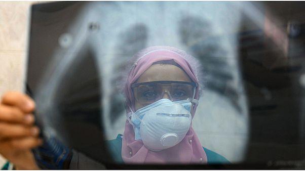 طبيبة مصرية
