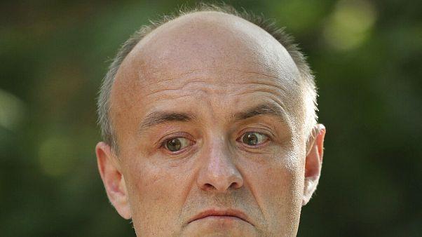 Boris Johnson's chief adviser Dominic Cummings