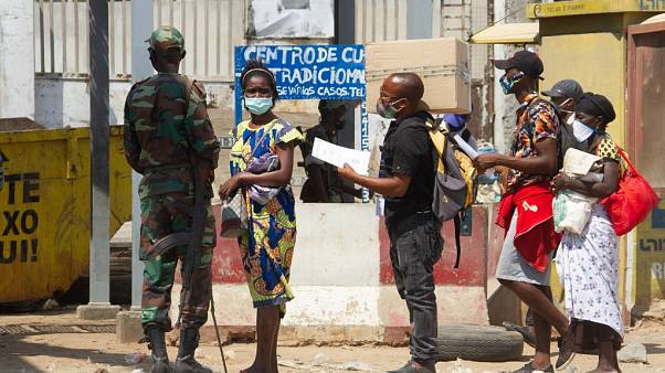Angola entra numa nova fase do combate à pandemia