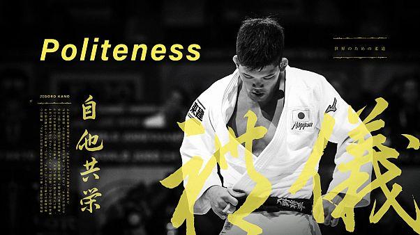 Judo, il valore della cortesia e del rispetto dell'avversario
