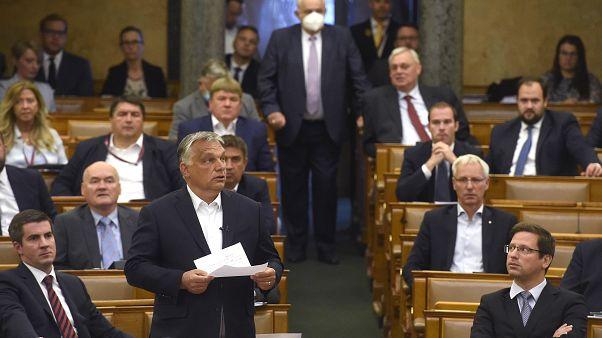 Az Országgyűlés plenáris ülése 2020. május 25-én
