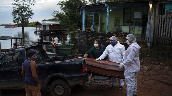 Coronavirus in Brasilien