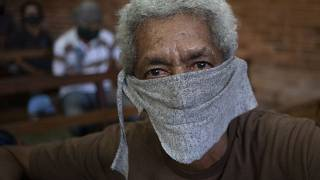 Venezolano en el exilio