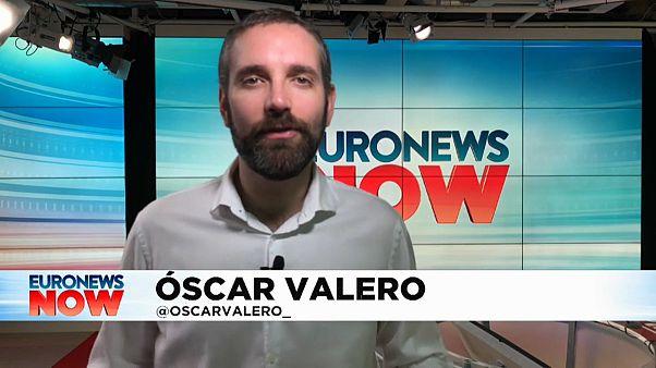 Euronews Hoy con Óscar Valero