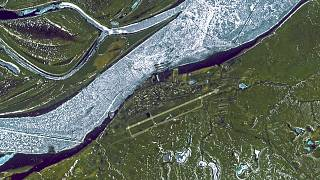 ¿Aparte del COVID-19, todo bien? Ola de calor en Siberia con 25º C (25º C más que la media)