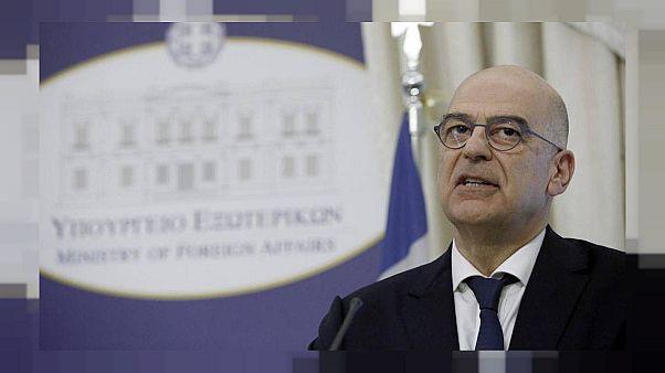 Υπουργός Εξωτερικών Ελλάδας Νίκος Δένδιας