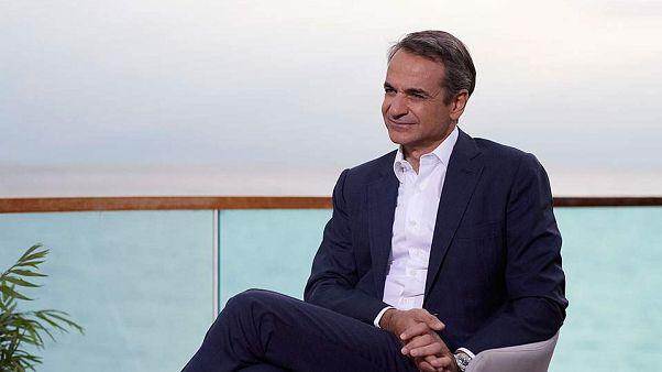 Πρωθυπουργός Ελλάδας Κυριάκος Μητσοτάκης