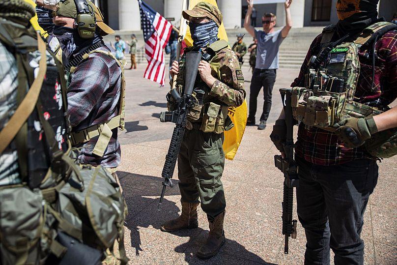 MEGAN JELINGER/AFP