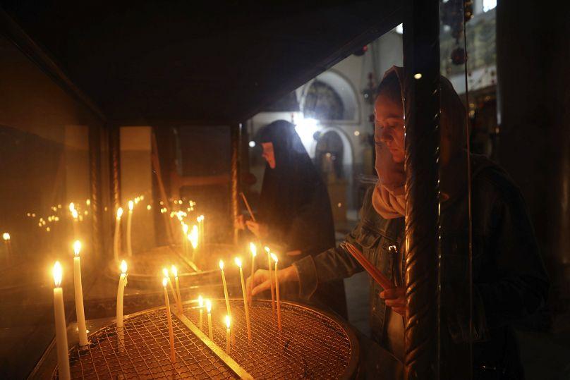 Mahmoud Illean/The Associated Press