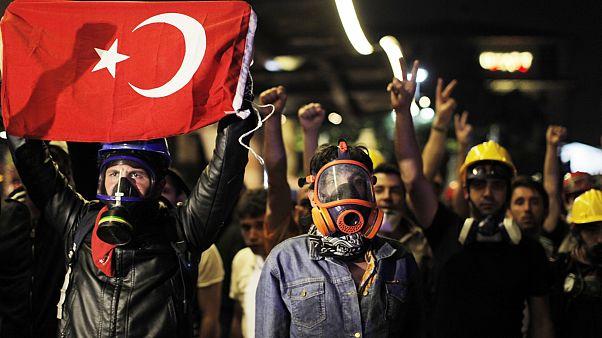 Gezi Parkı eylemleri romana konu oldu