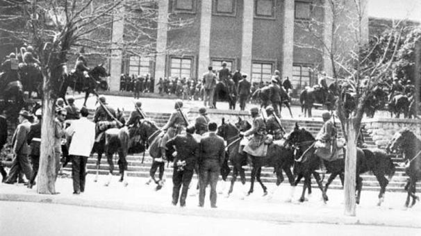 1960 Öğrenci Olayları