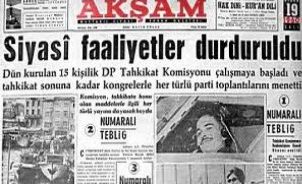 Akşam Gazetesi Arşiv