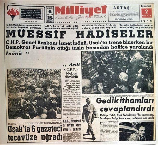 Mİlliyet Gazetesi arşiv