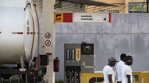 Petróleo sofre quebra em 2020 em Angola
