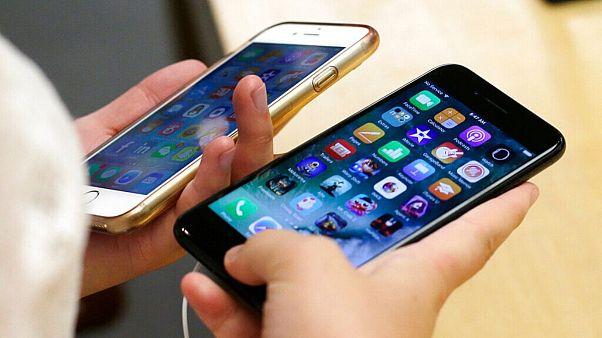 تلفنهای هوشمند شرکت اپل