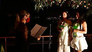 Primera boda del mismo sexo en Costa Rica