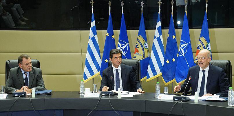ΧΑΡΗΣ ΑΚΡΙΒΙΑΔΗΣ/Υπουργείο Εξωτερικών Ελλάδας