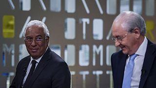 António Costa e Rui Rio