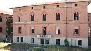 Renacimiento italiano tras el encierro: Rimini intenta restaurar sus históricos campamentos