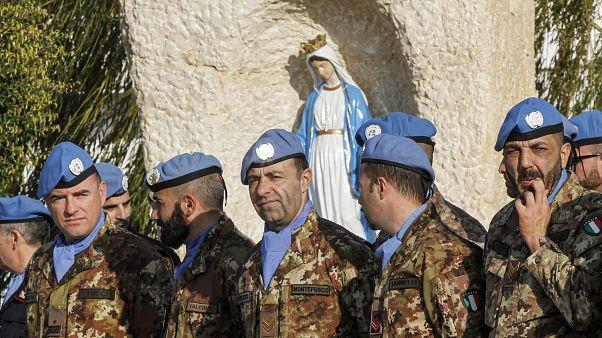 من قوات اليونيفيل في لبنان