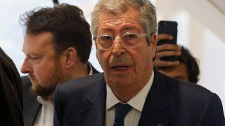 Patrick Balkany à la Cour d'appel de Paris le 13 mai 2019