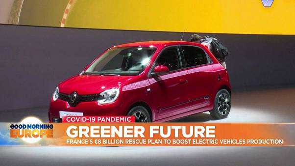 Macton pledges a greener future for the French car industry