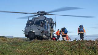 Yeni Zelanda'da iki izci, ormanda kaybolmalarından 18 gün sonra sağ kurtarıldı
