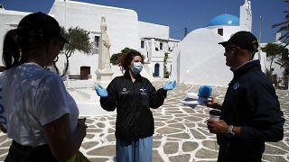 Greece Islands Tourism