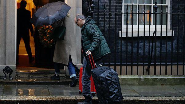 Dominic Cummings beköltözik a Downing Street 10 alá