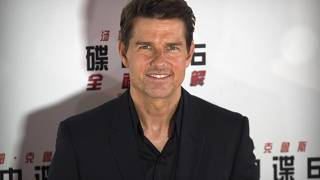 Amerikalı aktör Tom Cruise, uzayda film çekecek