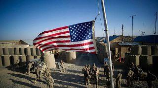 قاعدة عسكرية أمريكية في أفانستان، 11 سبتمبر 2011