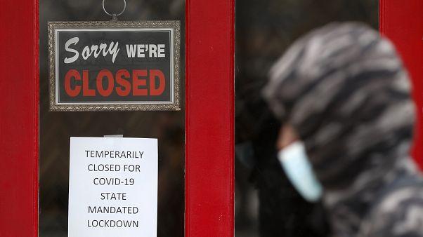 Covid-19 salgını nedeniyle 6 gençten 1'i işsiz kaldı