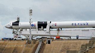 سبيس اكس فالكون أكس في محطة كيب كانفيرال, رائدان سيطيران إلى محطة الفضاء الدولية - 2020/05/26